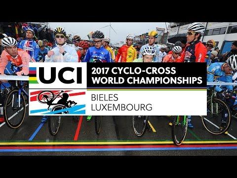 Men U23 / 2017 UCI Cyclo-cross World Championships – Bieles (LUX)