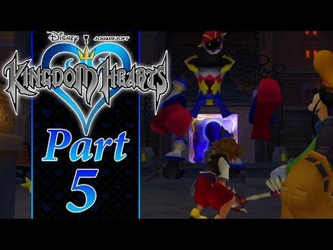 RETURN TO TRAVERSE - PART 5 - Kingdom Hearts 1 HD PS4 (KH1.5+2.5)