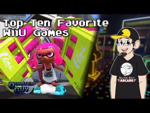Top Ten Favorite WiiU Games