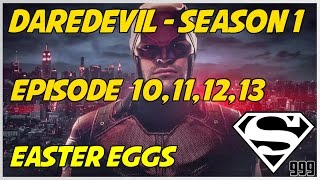Marvel's Daredevil Season 1 Episode 10, 11, 12, 13: Hidden Easter Eggs & Secrets