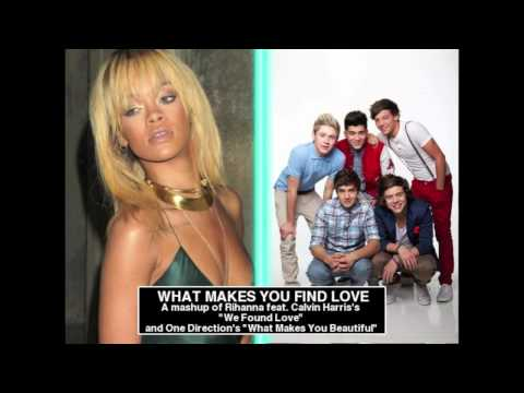 Rihanna We Found Love Live Grammy Nominations 2012 [HQ] from YouTube · Duration:  2 minutes 37 seconds