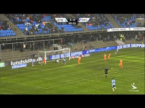Højdepunkter EfB- Randers FC