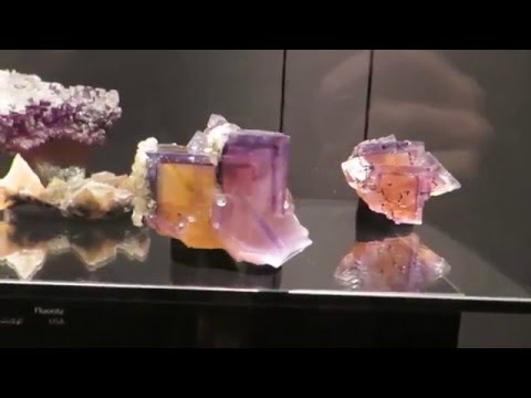 THE MIM MINERAL MUSEUM IN BEIRUT LEBANON(FIRST PART) .THE BEST CRYSTALS IN THE WORLD TO PUBLIC