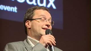 Design sonore -- réinventons le lien consommateur: Alain Goudey at TEDxIssylesMoulineaux