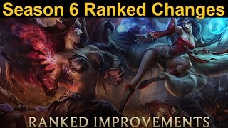 New Season 6 Ranked System - Stomp Solo Queue Scrubs with Your Elite Commando 5 Man Pre-made Squad?