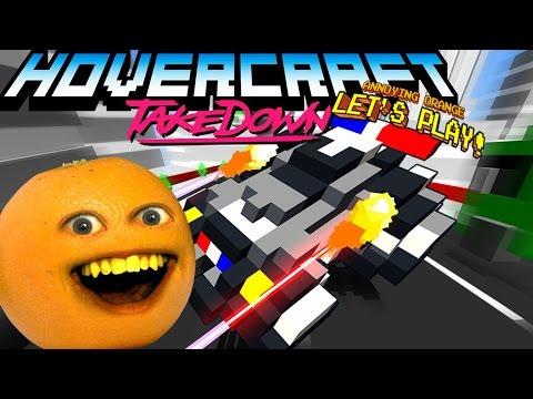 Annoying Orange Plays - Hovercraft: TAKE DOWN