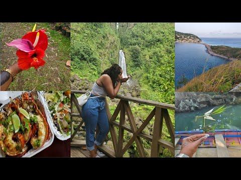 DOMINICA 🇩🇲 VLOG 2021 [Part 1]