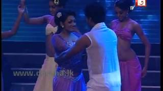 The First Derana Lux Film Awards 2011 - Lux Seda Kathandare - Song (Part 14)