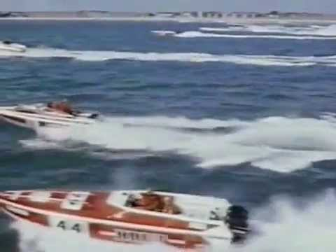 1984 Round Britain Offshore Powerboat Race