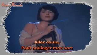 Karaoké - Mistinguett Reine des années folles - Oser les larmes