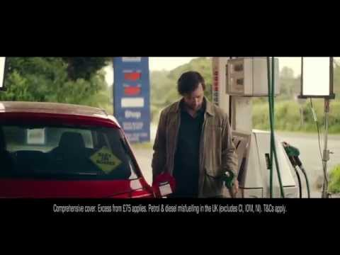AXA Car Insurance - Wrong Fuel Cover TV Ad July 2015