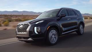ALL-NEW 2020 HYUNDAI PALISADE MID-SIZE 2018 LOS ANGELES AUTO SHOW