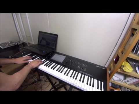 Enigma Machine(Keyboard cover)