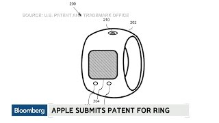 Apple Wearable Tech: Patent Would Put a Ring on It
