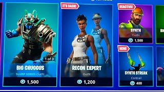 Recon expert in Fortnite today 2020