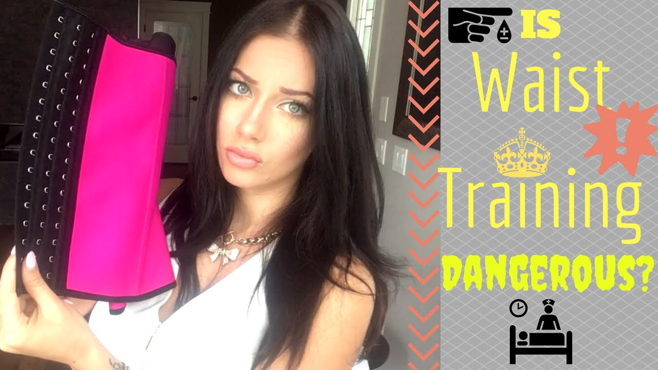 01e49b39e244d Are Waist Trainers Dangerous  What You Need To Know - YouTube