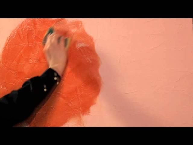 Pittura Decorativa Effetto Rilievo Mattone Youtube