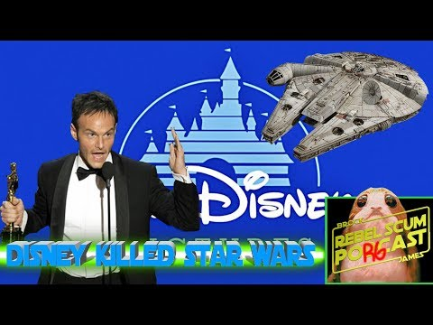 Is Disney Killing Star Wars? Chris Terrio the Right Choice to Write Episode IX? Flying Casual
