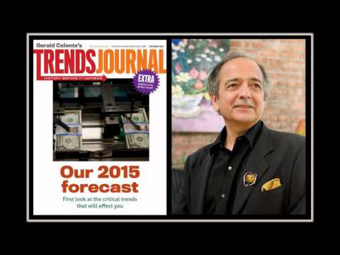 Gerald Celente – Trends 2015: The Grand Manipulation