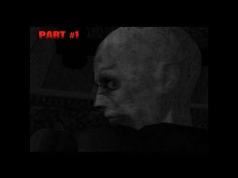 Resident Evil: Director's Cut Прохождение за Криса (PS1 Rus) - Part 1