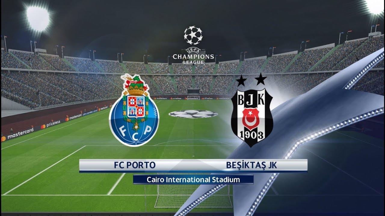 UEFA Champions League 2017\\2018 | FC PORTO VS BESIKTAS JK | 13/09/17 - YouTube
