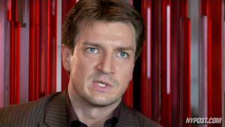 Nathan Fillion: Take 2 - New York Post