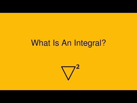 What Is an Integral?