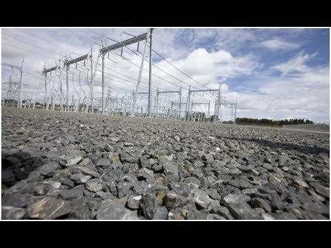 WHY STONES AND GRAVELS ARE LAID ON THE SURFACE OF HIGH VOLTAGE SUBSTATION?