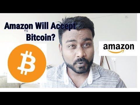 Amazon will accept bitcoin?/ bitcoin is bigger Idea than apple or Amazon says CEO- Ark Investment