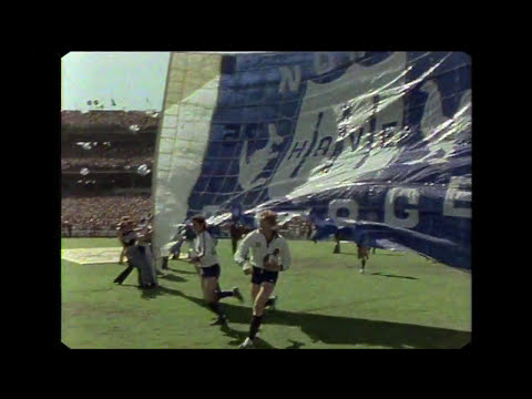 THE TWO MAN BAND - Up There Cazaly (Seven's Footy Theme) 1979