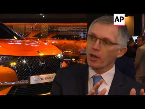 PSA chief: 'We're here to help' Opel, Vauxhall