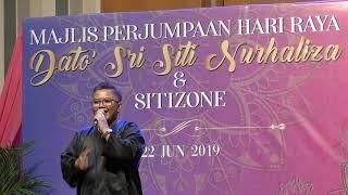AIR MATA SYAWAL Majlis Perjumpaan Hari Raya Siti Nurhaliza Sitizone MP3