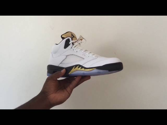 info for e74b2 153c3 The Air Jordan 5 Retro Olympic Gold Medal , A Bold Statement – Housakicks