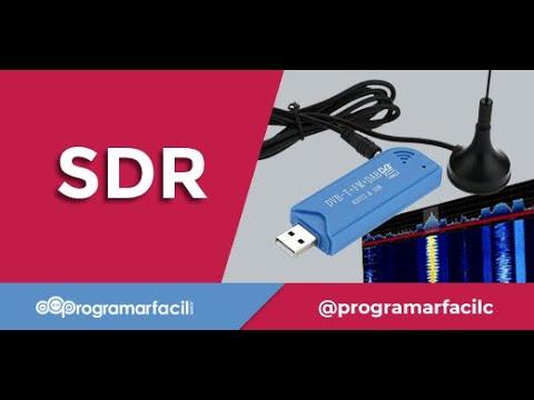 📶¿Qué es un SDR?📡