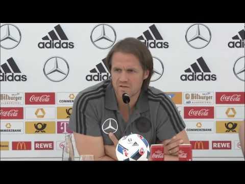 DFB Pressekonferenz – Thomas Schneider, Frank Wormuth, Julian Weigl & Joshua Kimmich 26/05/16
