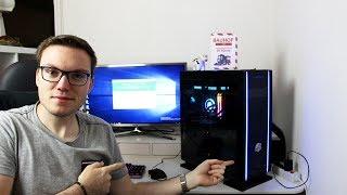 PC Gewinnspiel des ONE GAMING PC PREMIUM IN18 PES 2019 EDITION POWERED BY GIGABYTE / Gewinnspiel 1