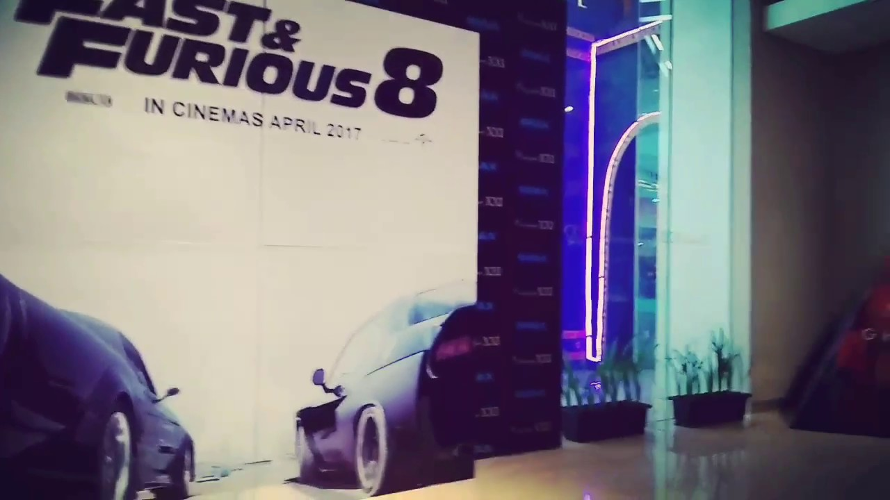 NONTON FILM FAST AND FURIOUS 8 (THE FATE OF THE FURIOUS ...
