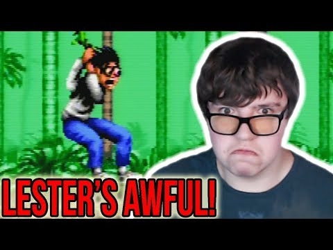 Two Hour Torture - Lester the Unlikely (SNES)
