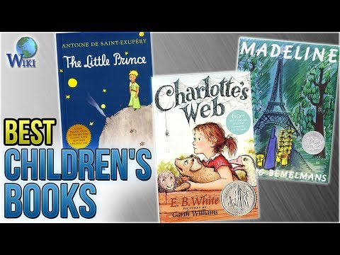 10 Best Children's Books 2018