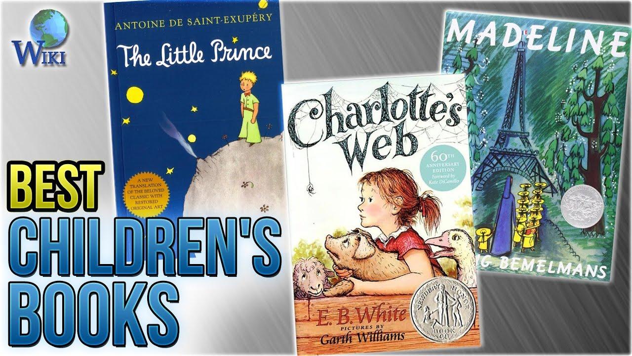 10 Best Children S Books 2018 Youtube