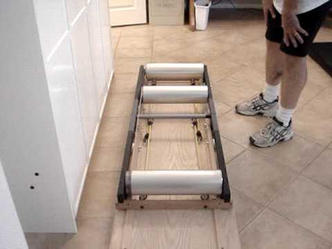 dyi freemotion rollers construction youtube. Black Bedroom Furniture Sets. Home Design Ideas