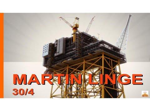 Martin Linge Plattform
