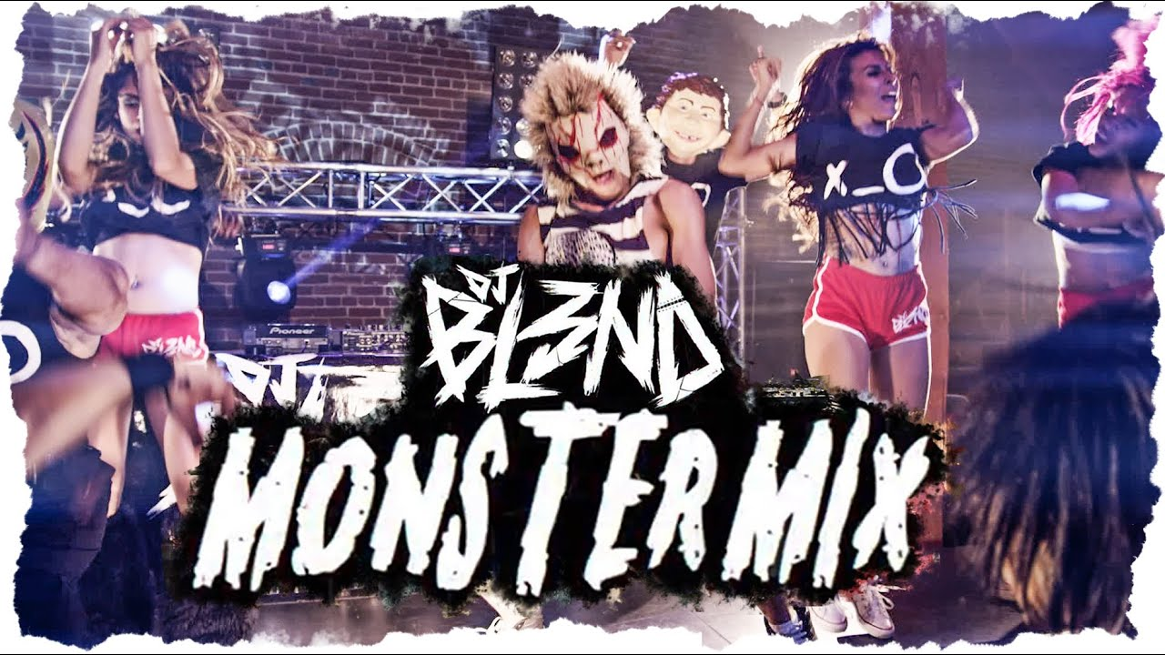 Monster Mix Dj Blnd Hd