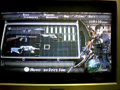 Resident evil 4 ultimate item modifier v1. 0. 0 by tiscufovi issuu.