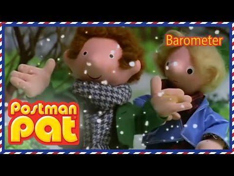 Postman Pat and  Barometer   Postman Pat Full Episodes   Cartoons For Kids   Kids Movies