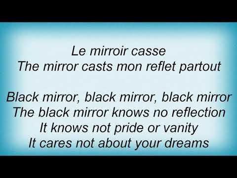 Arcade Fire - Black Mirror Lyrics