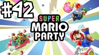 Super Mario Party Playthrough with Chaos part 42: The Mighty Quad Star