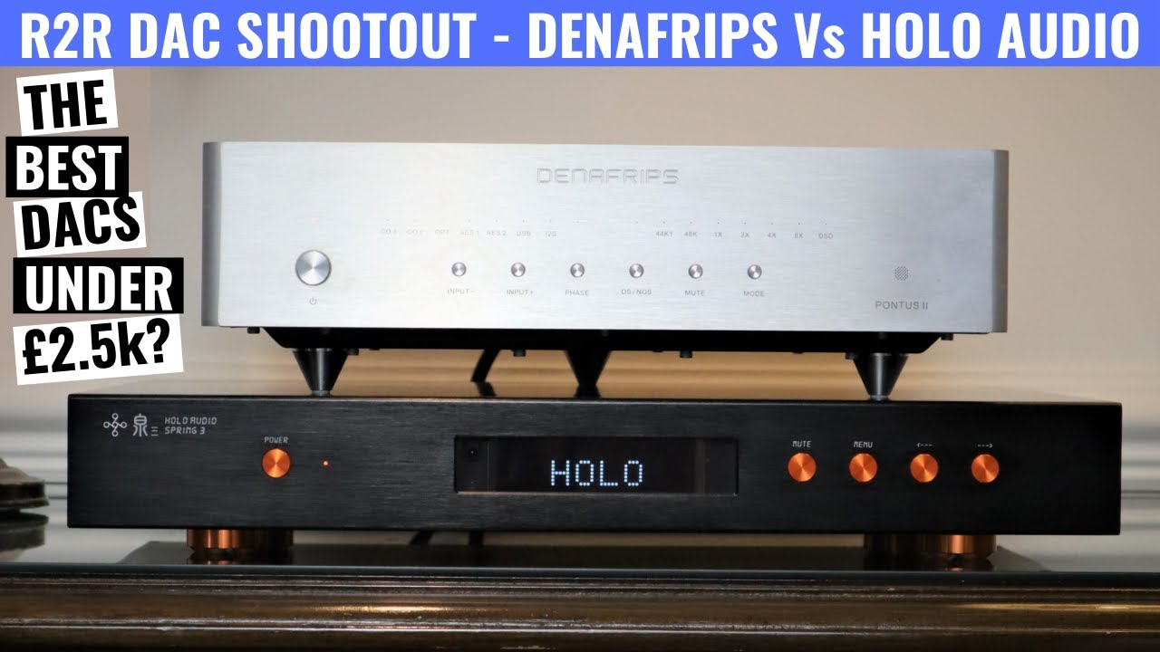 Download Holo Audio Spring 3 DAC Review
