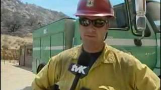 Yucca Valley Wildfires