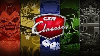 CSR Classics - Universal - HD (Showroom) Gameplay Trailer